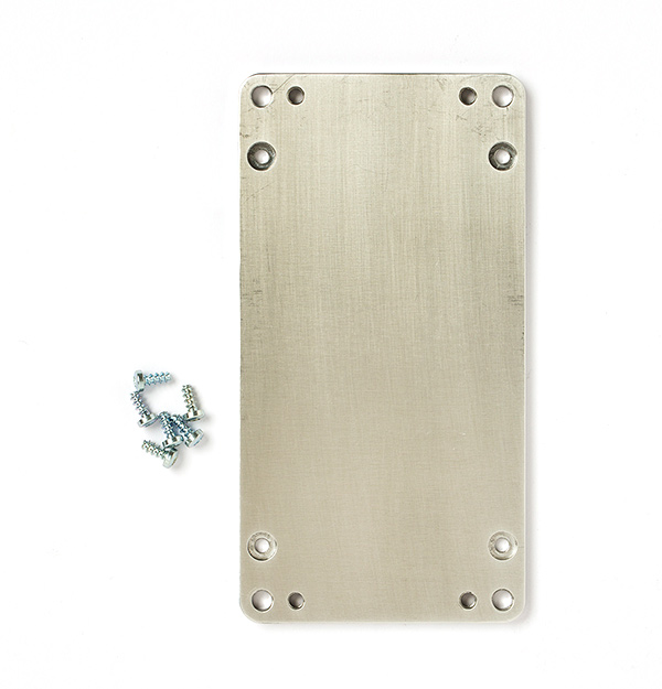 Rear Mounting Plate Kit (T128775ACC)